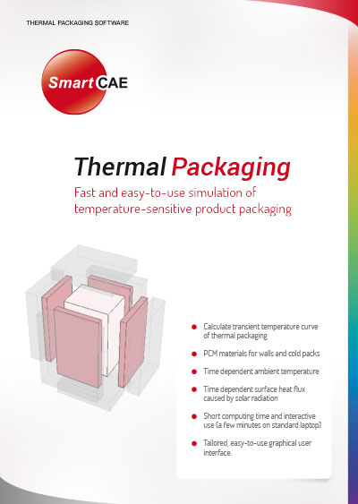 Download SmartCAE Thermal Packaging Brochure