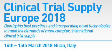 logo clinical trial supply europe 2018
